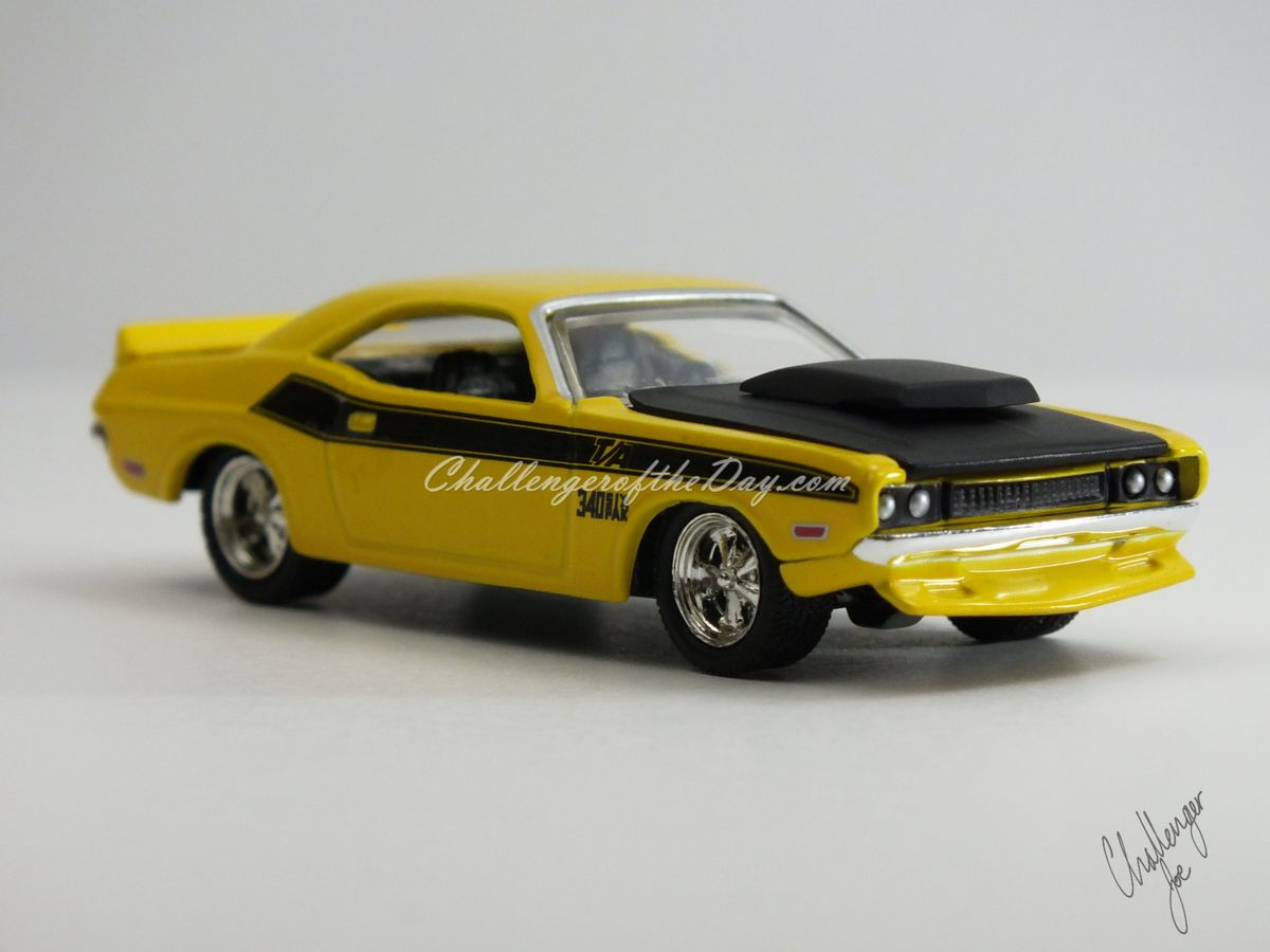 1970 Dodge Challenger Hot Wheels 100% TA 340 Six Pack (4).JPG