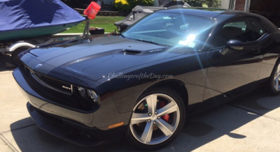 2010 Challenger SRT8 Limited Edition