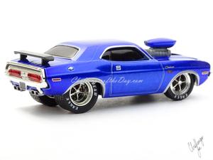 M2 by Castline Ground Pounders 1970 Dodge Challenger Blue (3).JPG