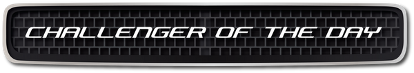 Challenger of the Day Logo