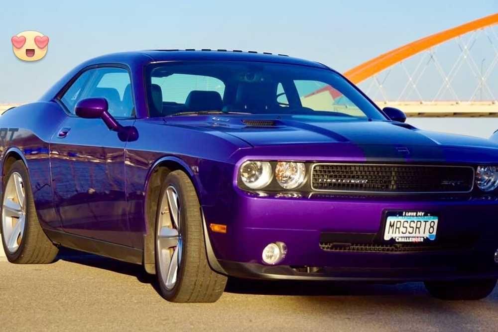 MrsSRT8 2010 Dodge Challenger SRT
