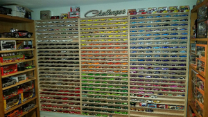 Challenger Die Cast Collection