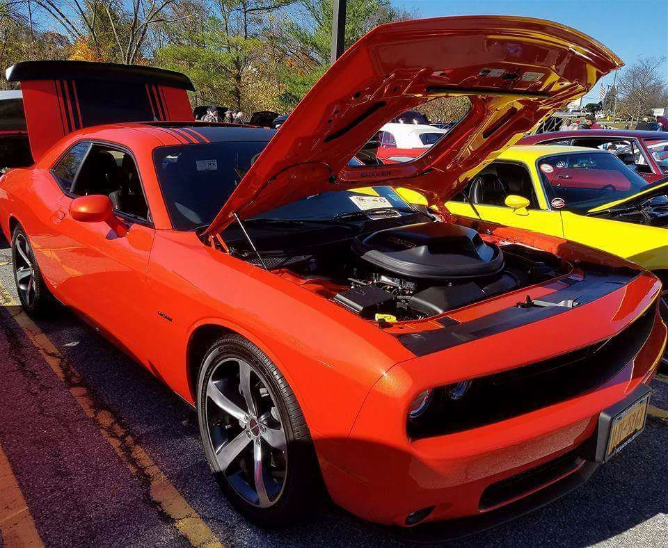 CruiseHV Challenger at the Show