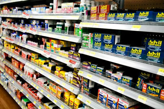 Over The Counter Medications