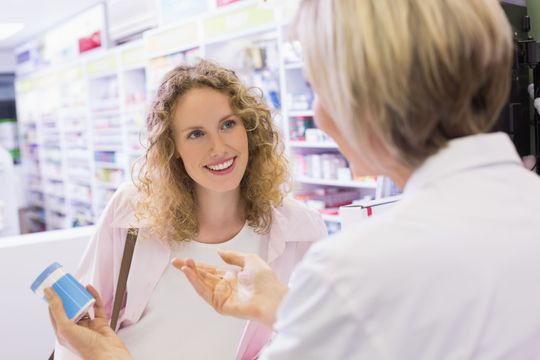 Pharmacy Consulting Patient