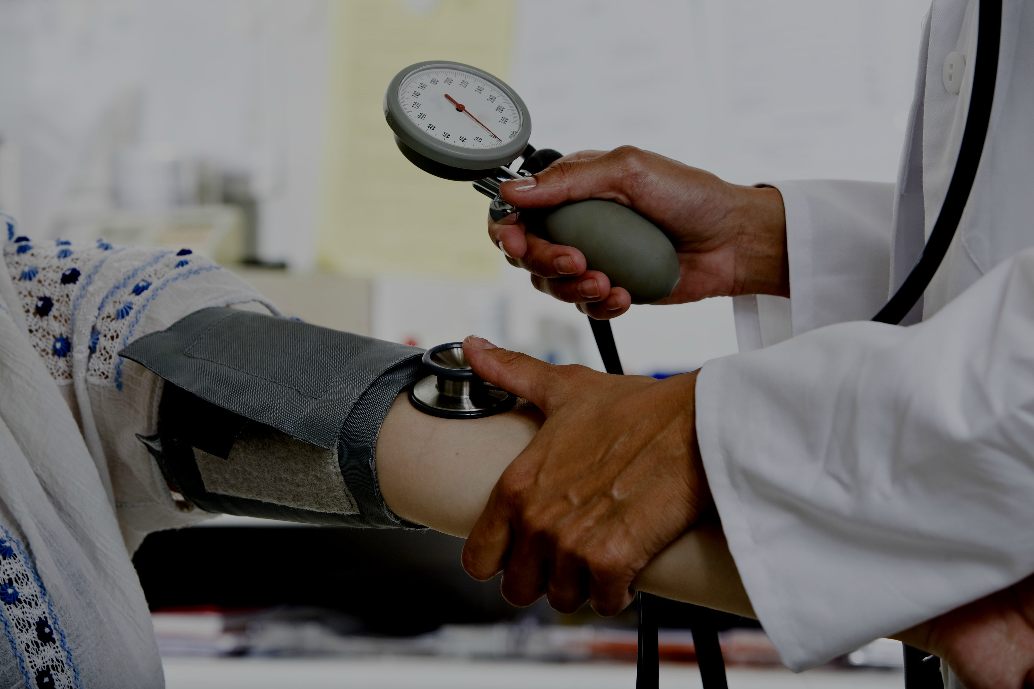 1 in 3 American adults have high blood pressure.