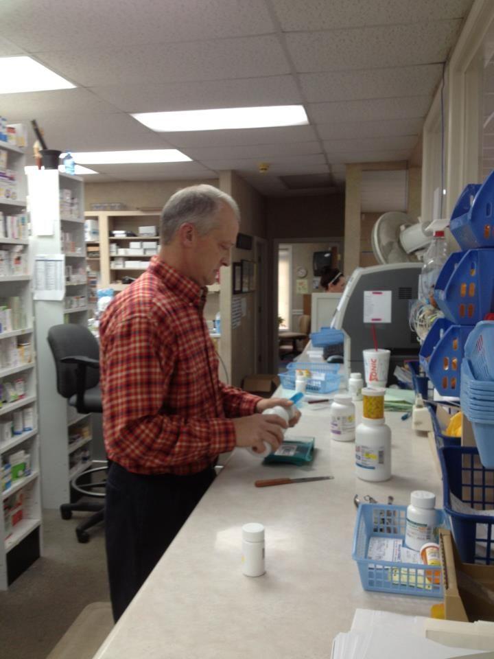 Dr. Jeff Harrison, RPh