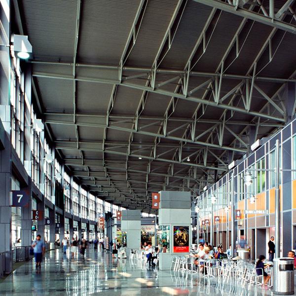 Barbara Jordan Terminal at ABIA