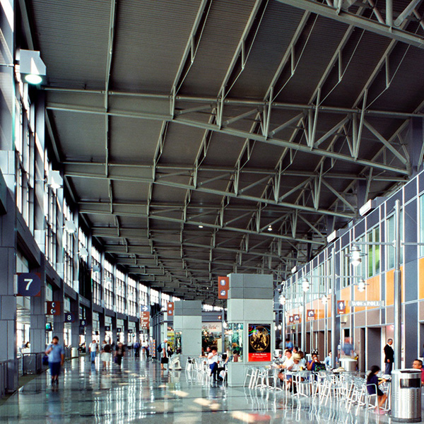 Barbara Jordan Terminal at ABIA