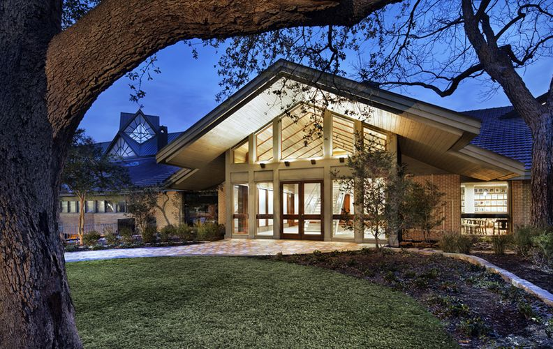 University of Texas at Austin Alumni Center