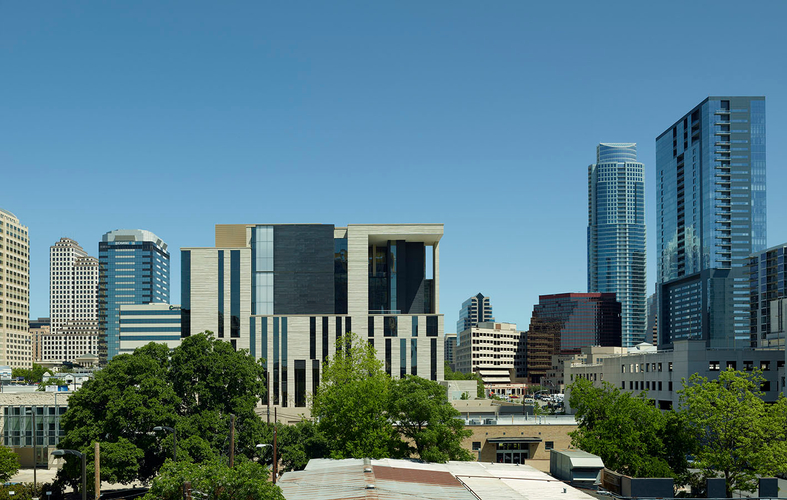 United States Courthouse - Austin, TX