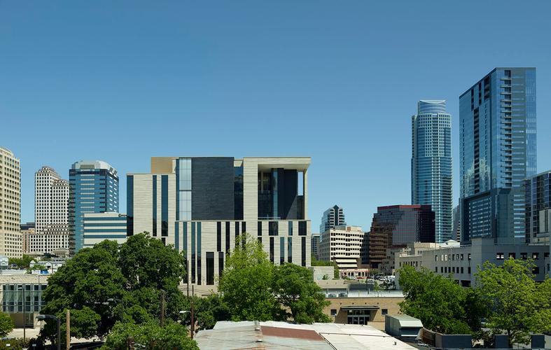 United States Courthouse - Austin, TX