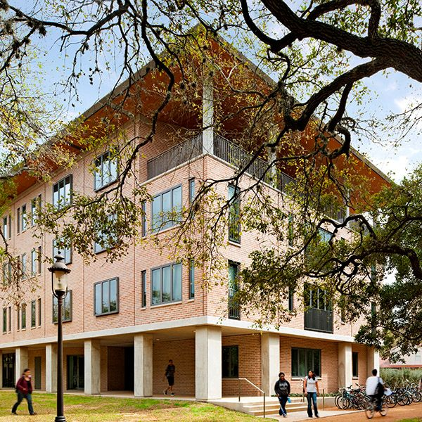 Rice University South Colleges Expansion