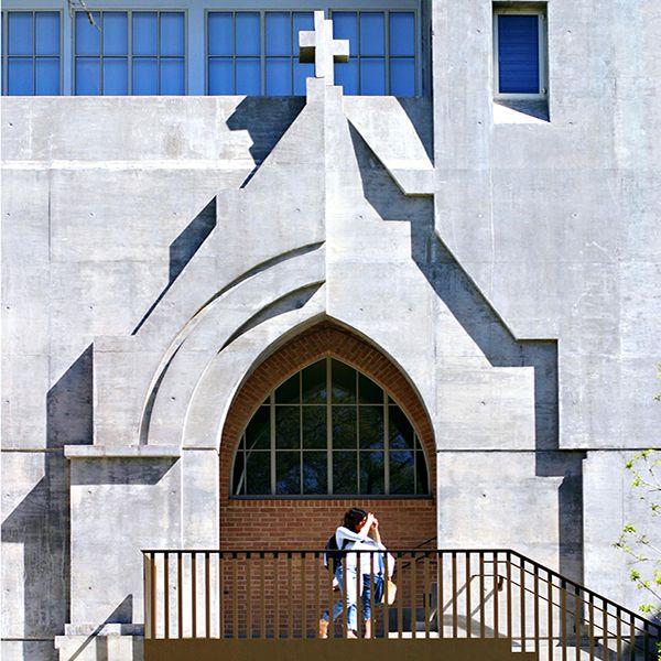 St. Edward's University Trustee Hall