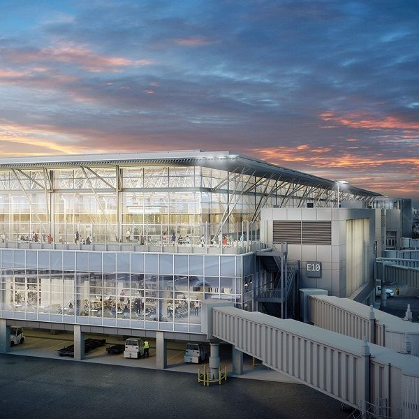 East Concourse Expansion at ABIA