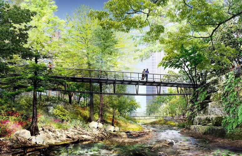 On the Boards - Waller Creek