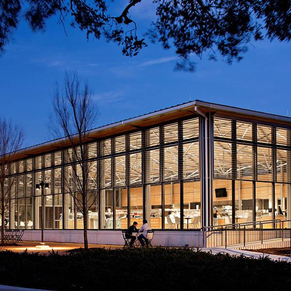Rice University East Servery