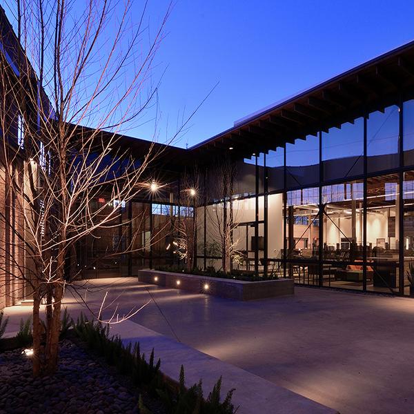 Hughes Warehouse - Overland Office
