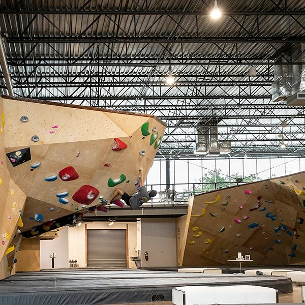Oso Climbing Gym