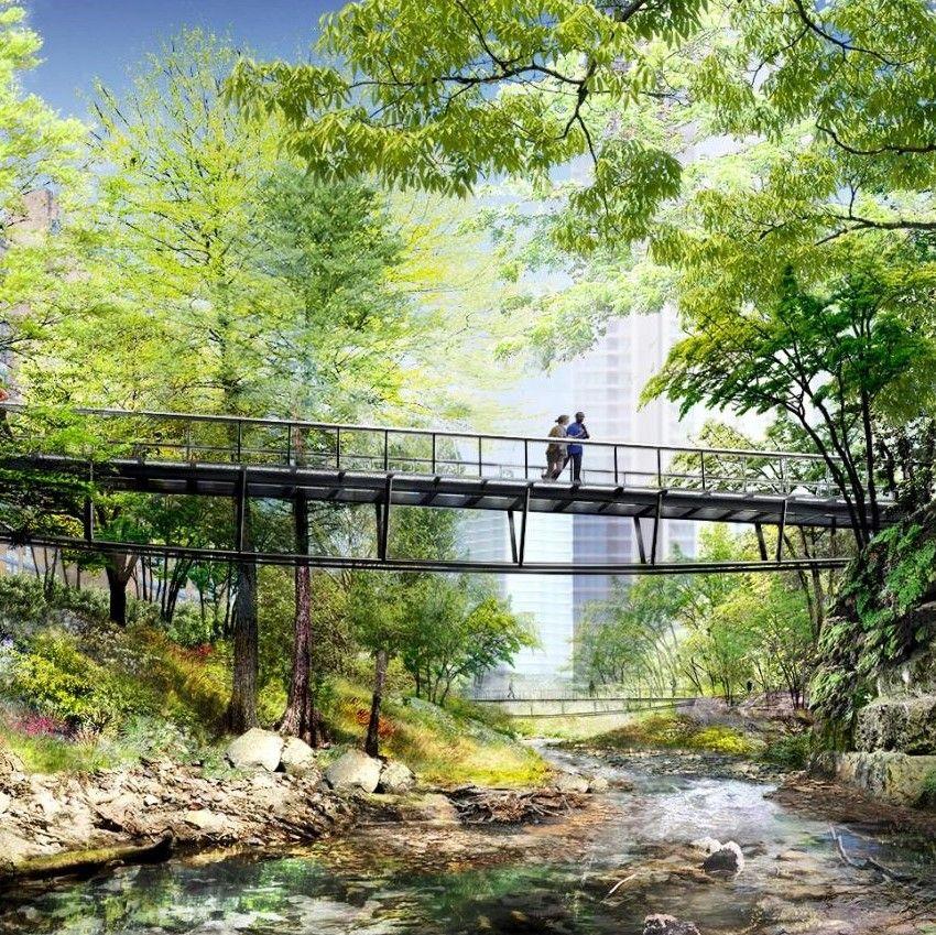 Waterloo Park Bridges