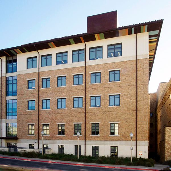 University of Texas at Austin Biomedical Engineering Building South Expansion