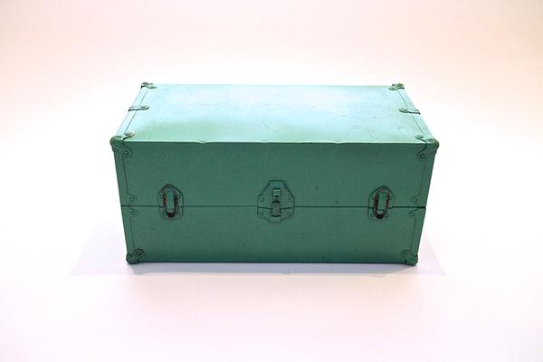 Bright Green Box