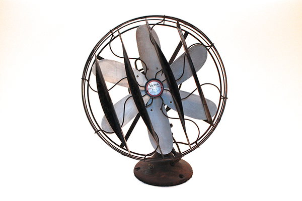 "Victor ""Breeze Spreader"" Fan"