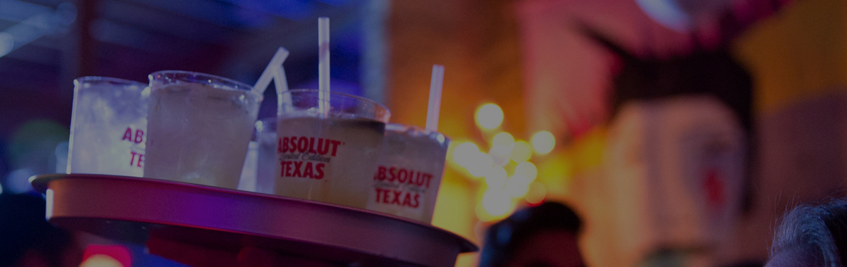 Absolut Texas Live