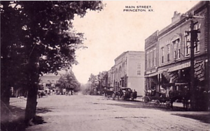 Main Street Pharmacy external view with horse and buggy (1).png