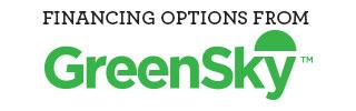 GreenSky Financing from Mr. Joe's.