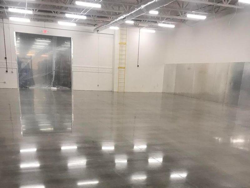 Concrete Floor Polishing Ground Floor Contractors