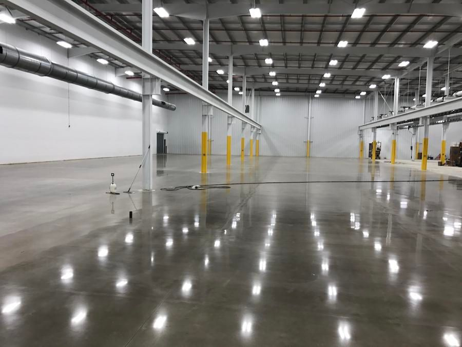 Concrete Floor Polishing Contractors