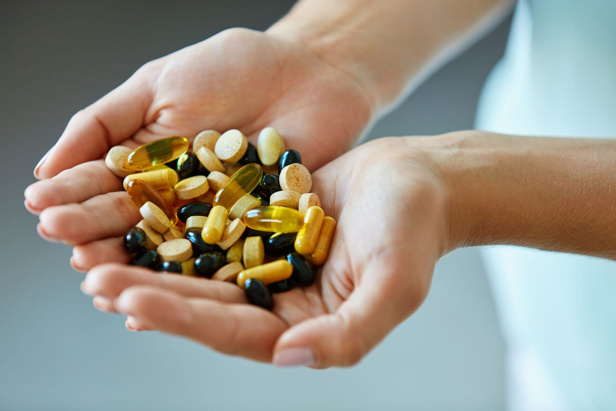 Multivitamins and Over The Counter