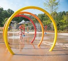 List of spraygrounds in Raleigh and Wake Forest