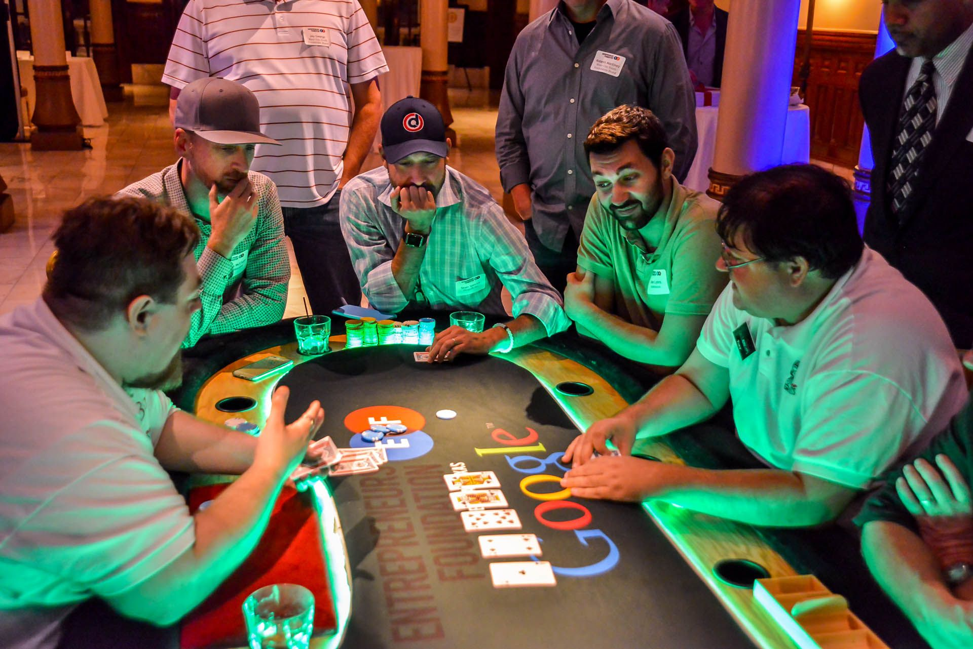12th Annual Texas Hold 'Em Poker Tournament