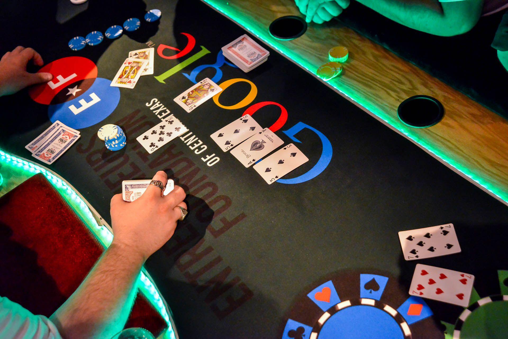 12th Annual Texas Hold'Em Poker Tournament