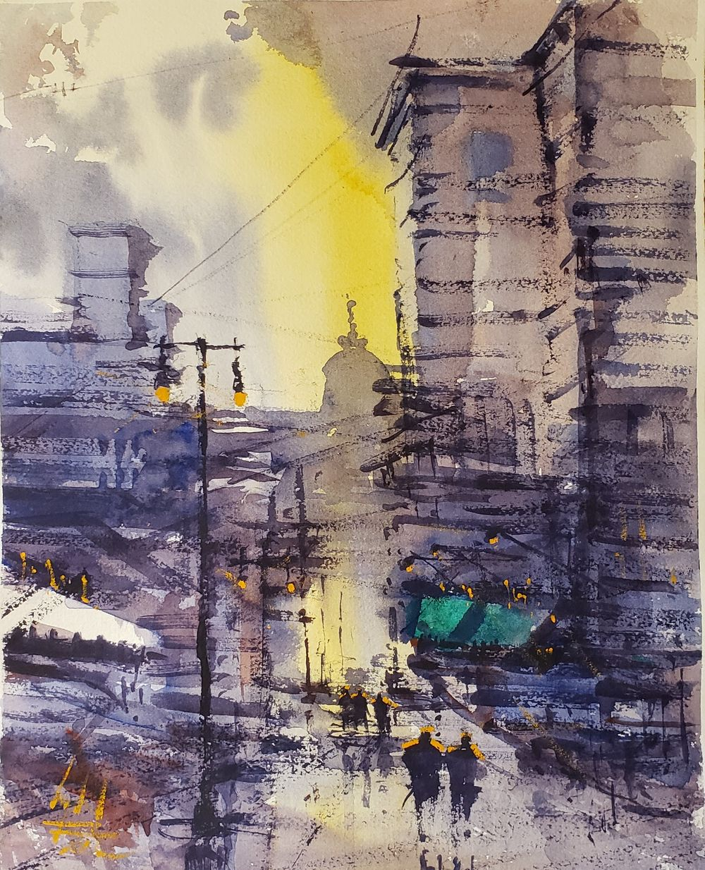 Light After the Storm  $725