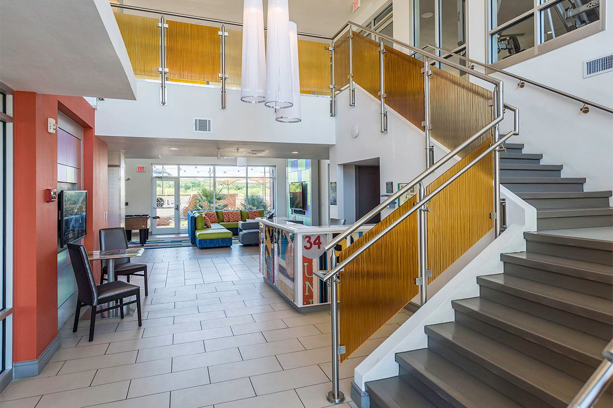 13-lobby Luxx Off Campus Luxury Apartments Near University of Texas San Antonio UTSA.jpeg