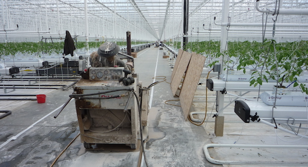 Concrete Pocket Milling | Ohio Concrete Sawing & Drilling Company