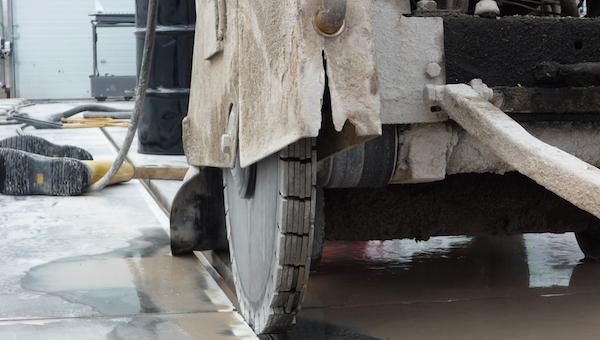 Concrete Pocket Milling   Ohio Concrete Sawing & Drilling Contractor