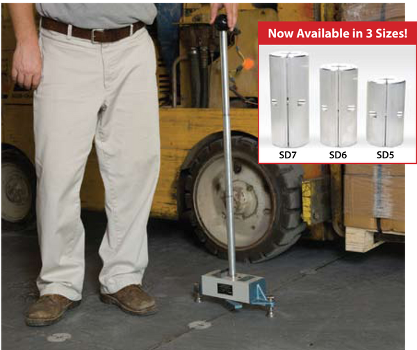 Joint Saver - 3 available jack sizes - Ohio Concrete
