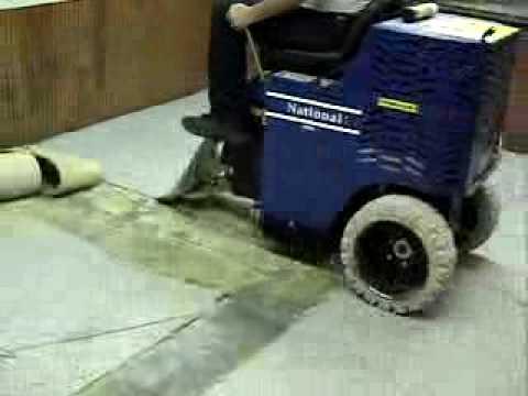 Concrete Floor Shaving And Scraping Ohio Concrete