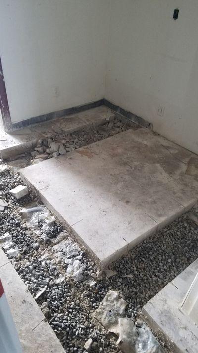 concrete flat sawing
