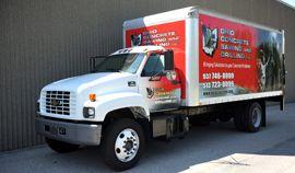 Ohio Concrete Commercial Truck - Ohio Concrete Sawing & Drilling Company