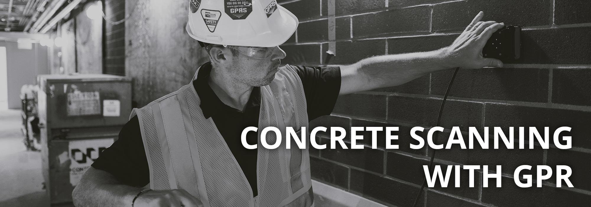 Concrete Scanning