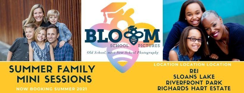 Summer Family Mini Sessions