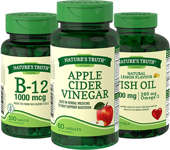 Nature's Truth Vitamins