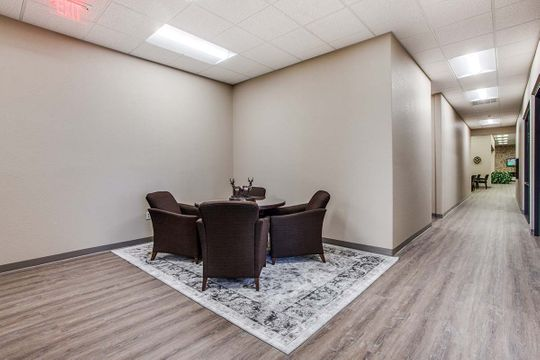 Office Construction in North Central Texas
