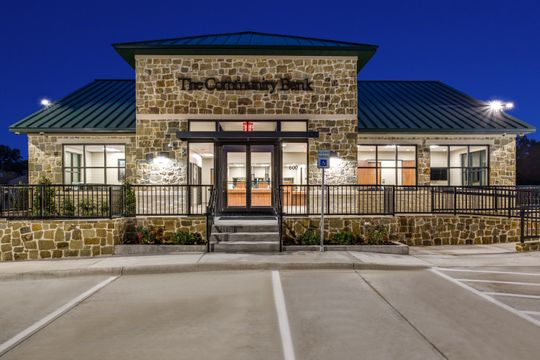 The Community Bank in Springtown, TX