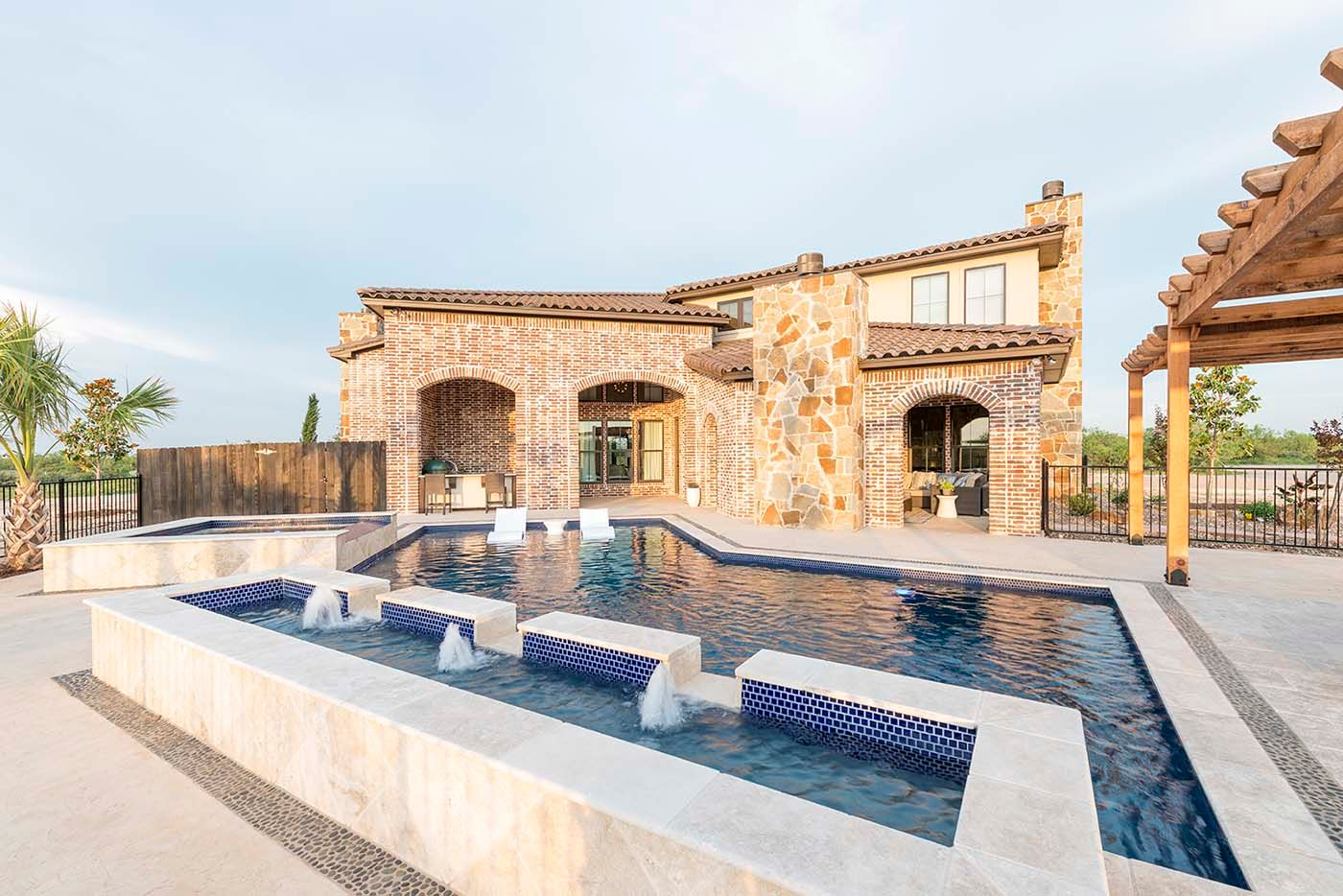North Texas Custom Luxury Home Construction